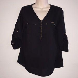 Denimland shirt, size S.